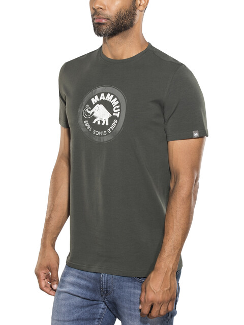 Mammut Seile T-Shirt Men graphite